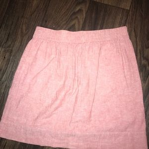 Loft Skirt with pockets size small :)